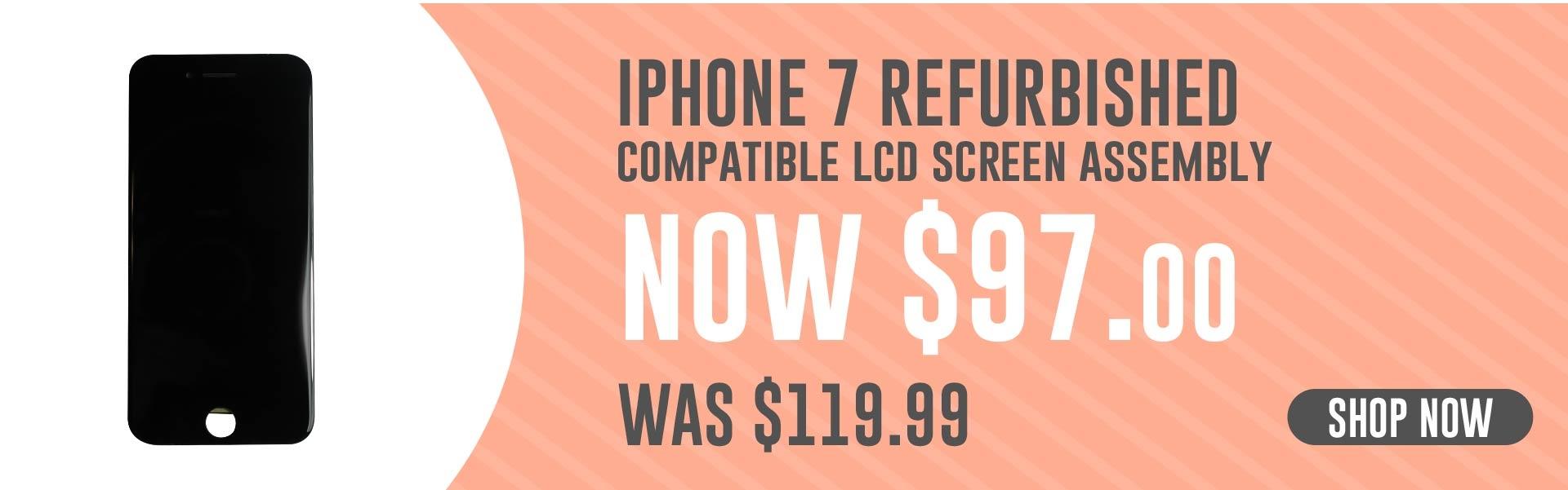 iPhone 7 Refurbished Banner